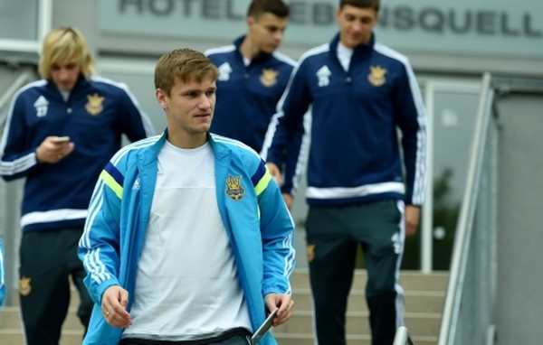 Александр Гладкий вернется в сборную