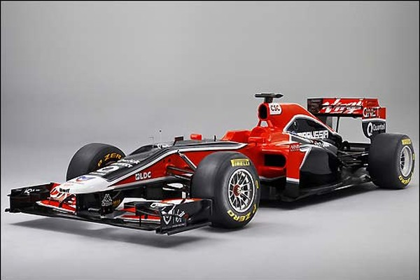 Marussia Virgin Racing представила машину сезона-2011