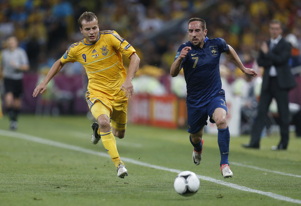 Стало известно, когда появятся билеты на матч Украина - Франция