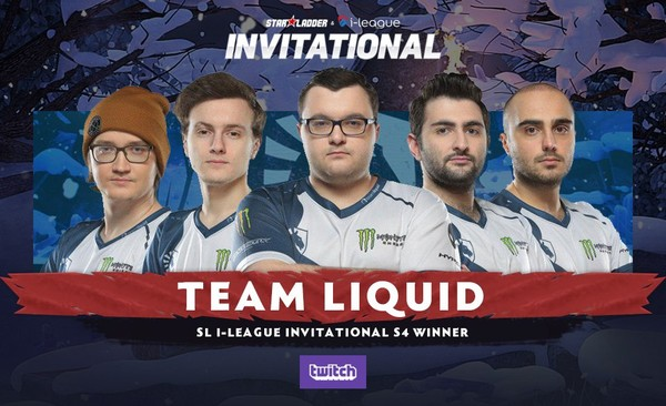 Team Liquid – чемпионы SL i-League Invitational S4