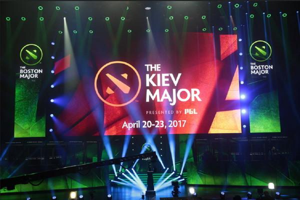 Расписание и результаты СНГ-квалификации The Kiev Major 2017