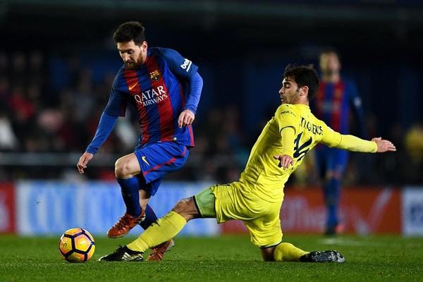Прогноз На Матч Барселона Вильяреал