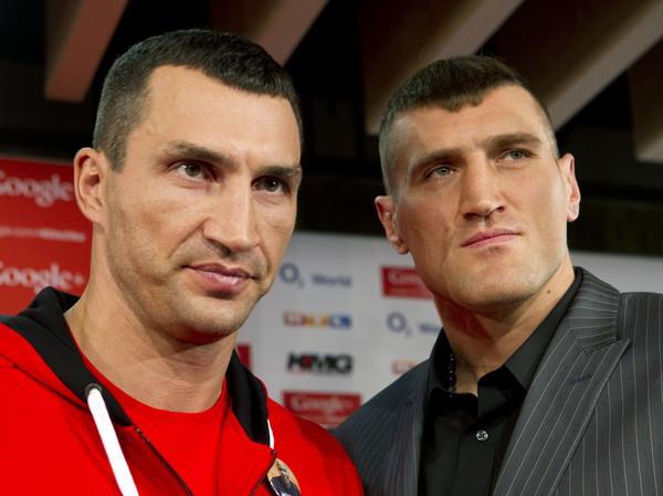 А ты где будешь смотреть бой Кличко и Ваха?