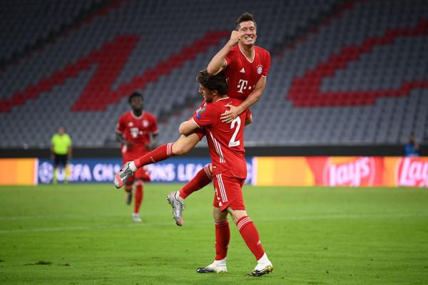 Бавария разгромила Челси и вышла в 1/4 финала Лиги чемпионов