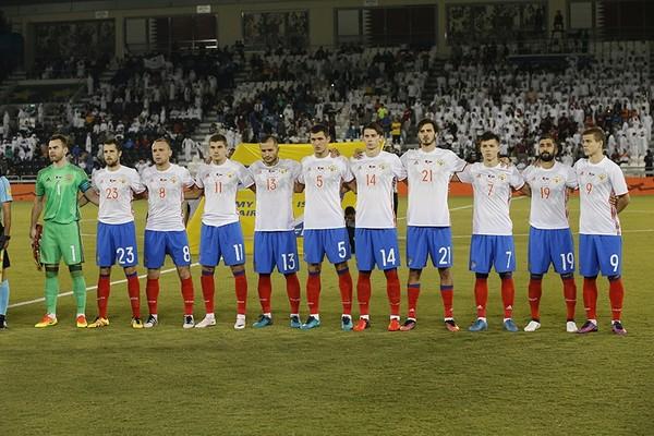 Национальная сборная России