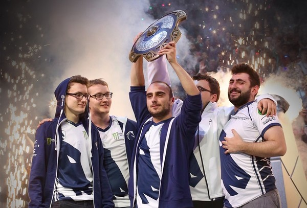Team Liquid – чемпионы The International 2017