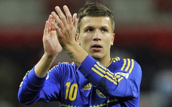 Евгений Коноплянка считает Англию топ-командой