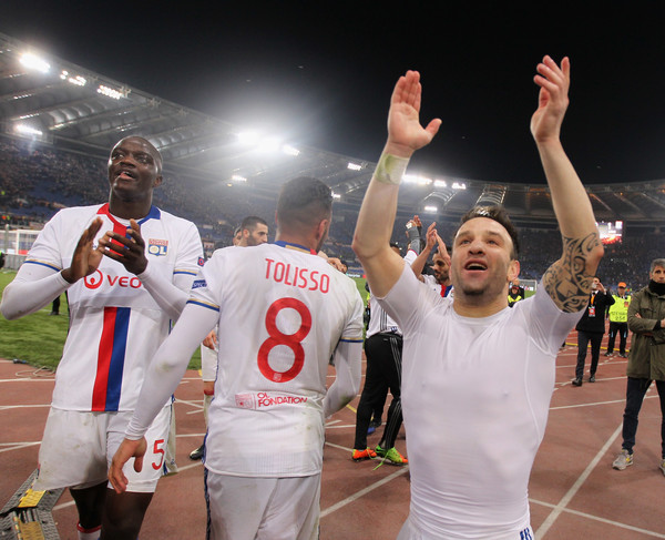 Лион вышел в полуфинал Лиги Европы
