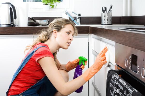 Если ты будешь поддерживать порядок и чистоту, уборка займет минимум времени