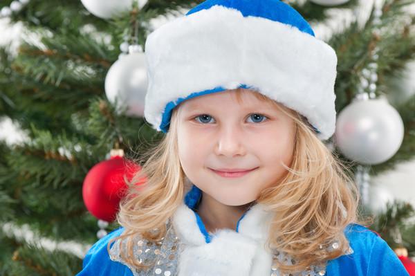 Поздравление ребенку с Новым годом