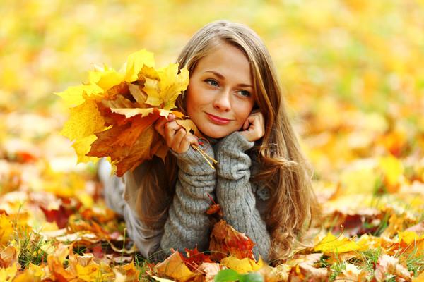 Наслаждайся осенью
