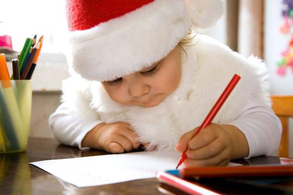 Пусть ребенок сам напишет письмо Дедушке Морозу, ты можешь только помочь ему
