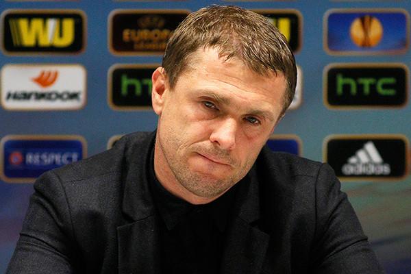 Сергей Ребров: Ребята доказали, что мы сильнее - Футбол в ...