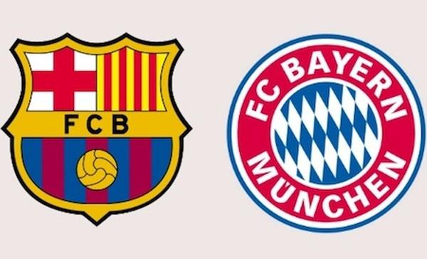Барселона бавария футбол