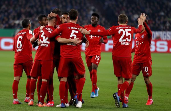 Чемпионат германии по футболу региональная лига бавария