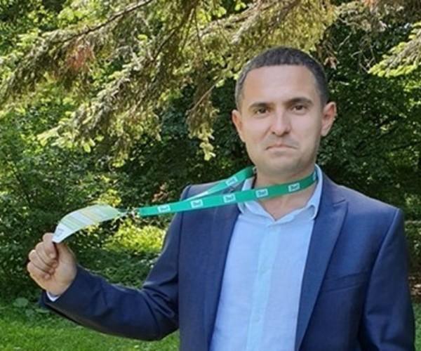 Александр Куницккий, кандидат от Слуги народа по 169 округу