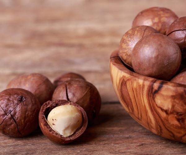 Макадамия - очень полезный орех