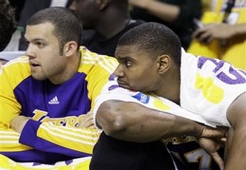 Джордан Фармар (слева), AP