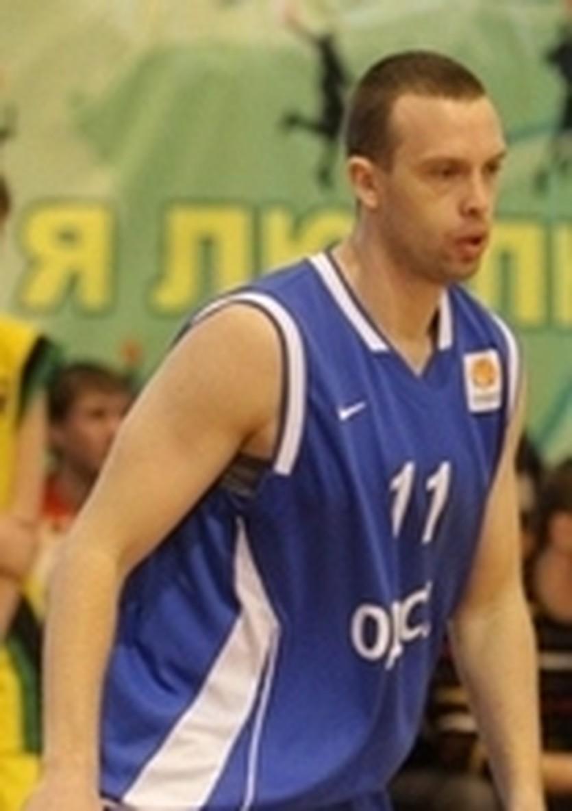 Игорь Кривич, фото БК Говерла
