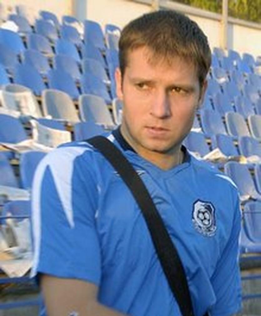 Виталий Руденко, фото ФК Черноморец