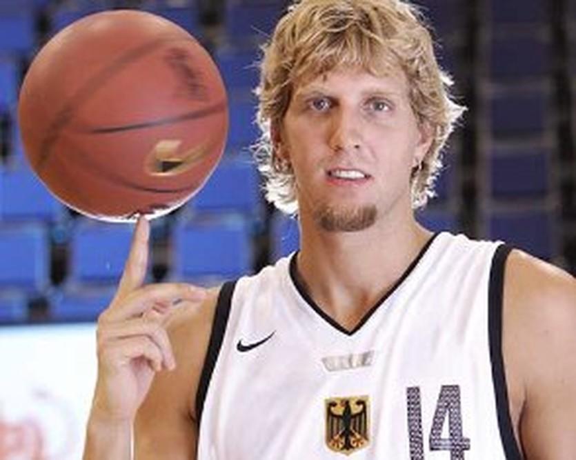 Дирк Новицки, interbasket.net