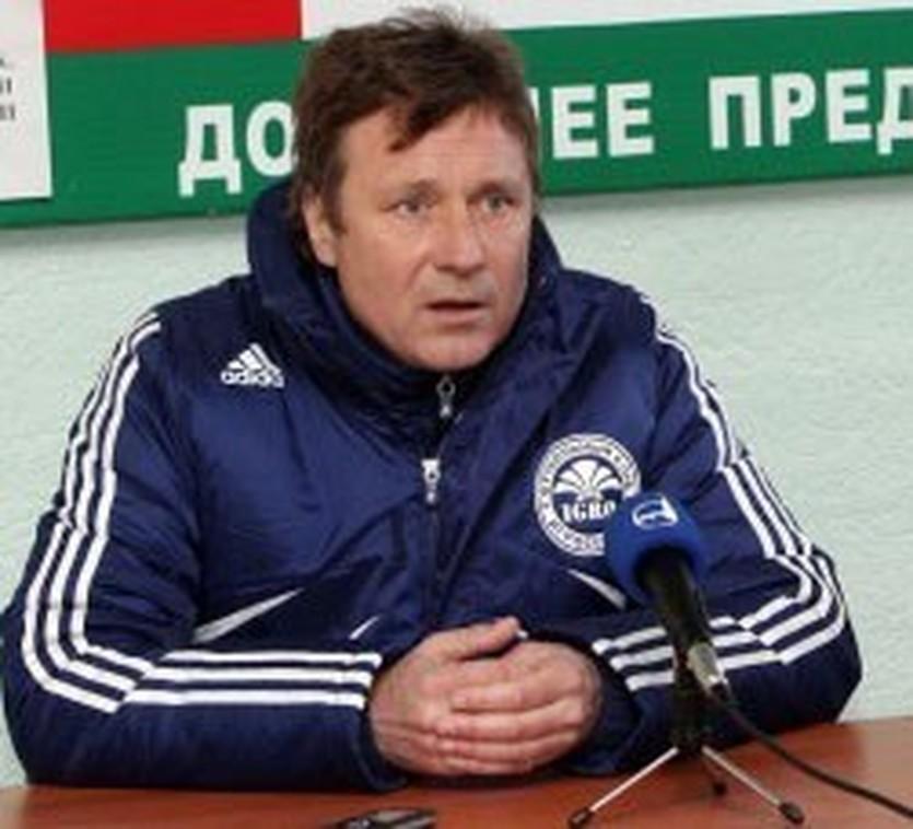 Сергей Шевченко, фото ФК Игросервис
