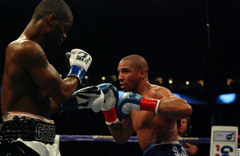 Уорд против Грина,  boxingscene.com