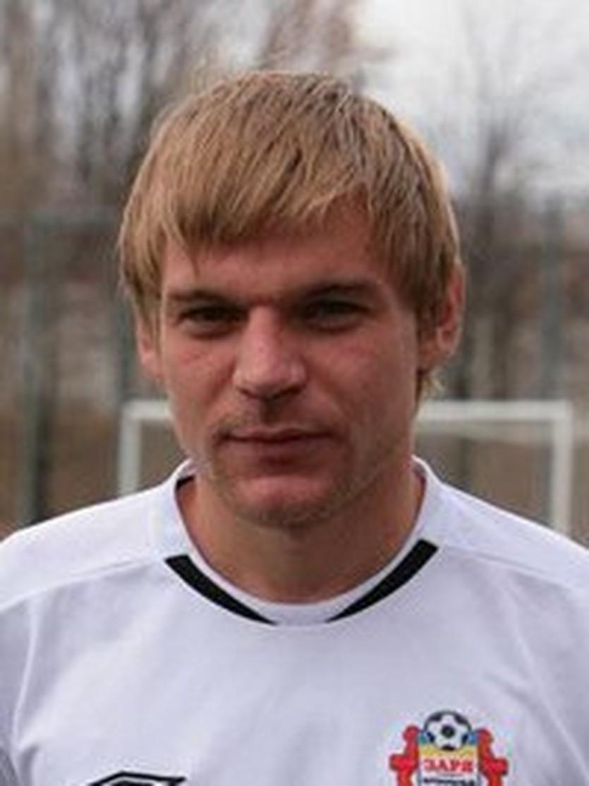 Сергей Шевчук, фото ФК Заря