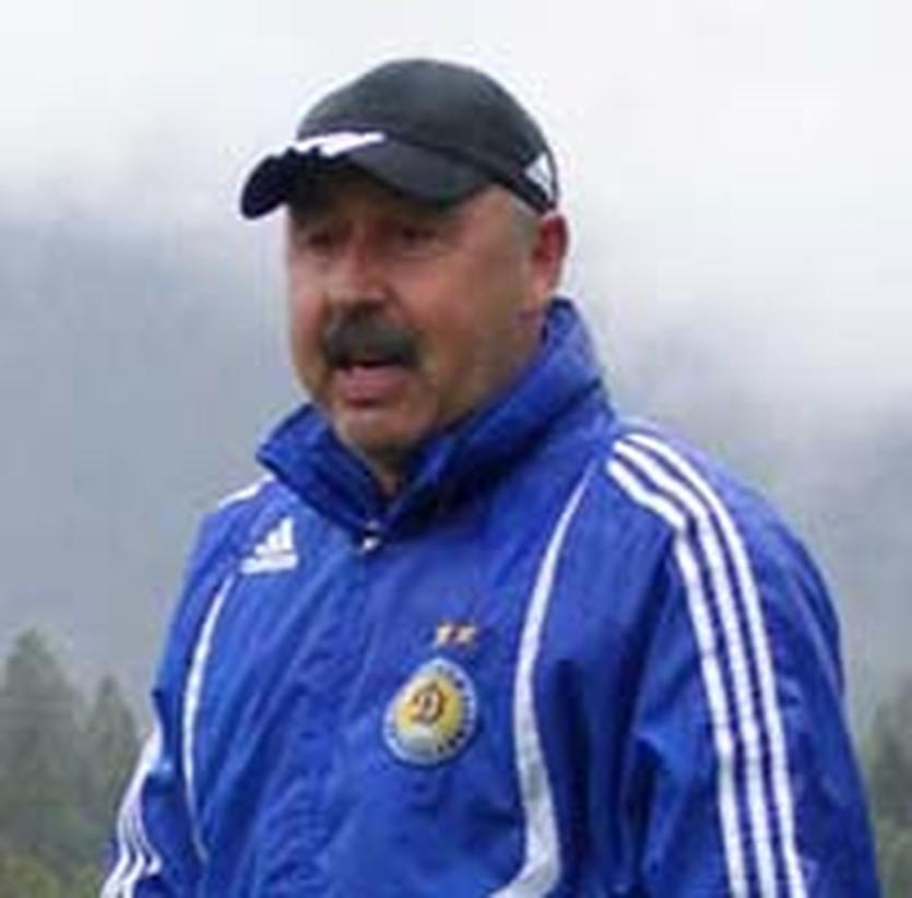 Валерий Газзаев, фото ФК Динамо