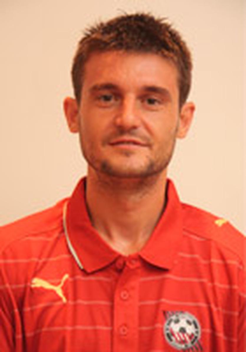 Дориан Бюлюкбаши, фото ФК Кривбасс
