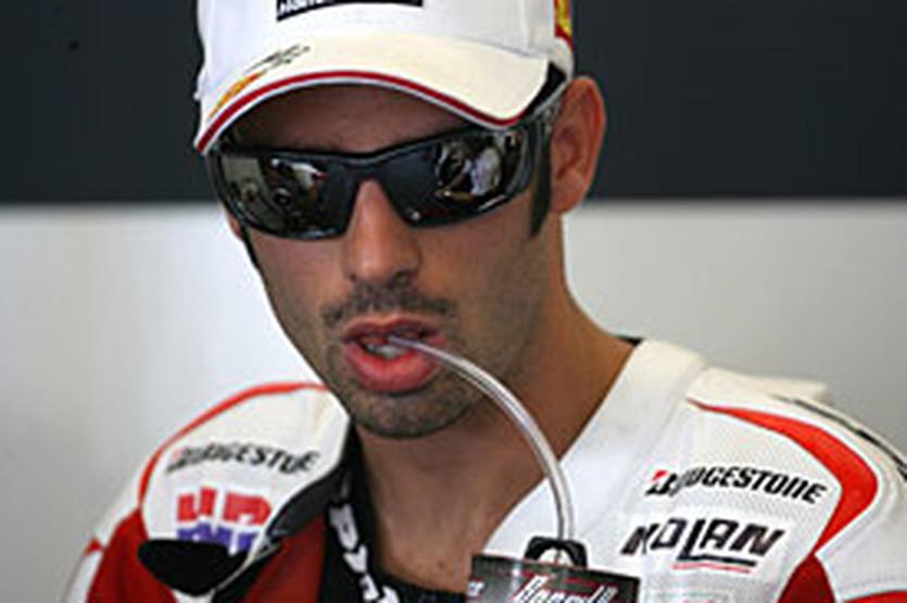 Марко Меландри, autosport.com
