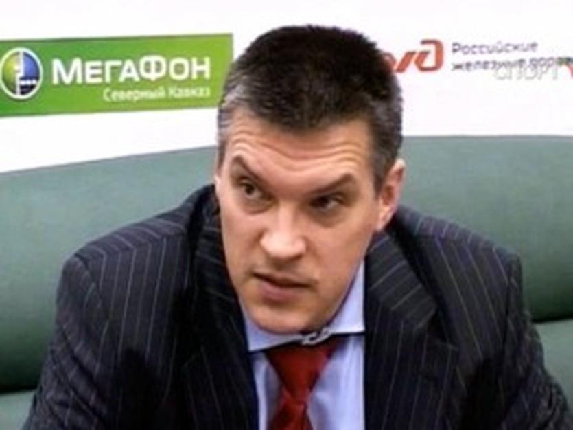 Евгений Пашутин, фото БК ЦСКА