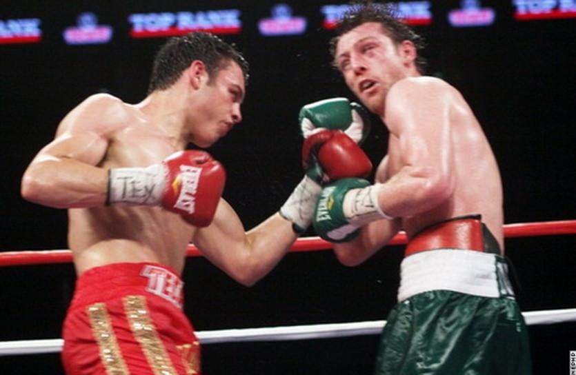 Чавес и Дадди, boxingscene.com