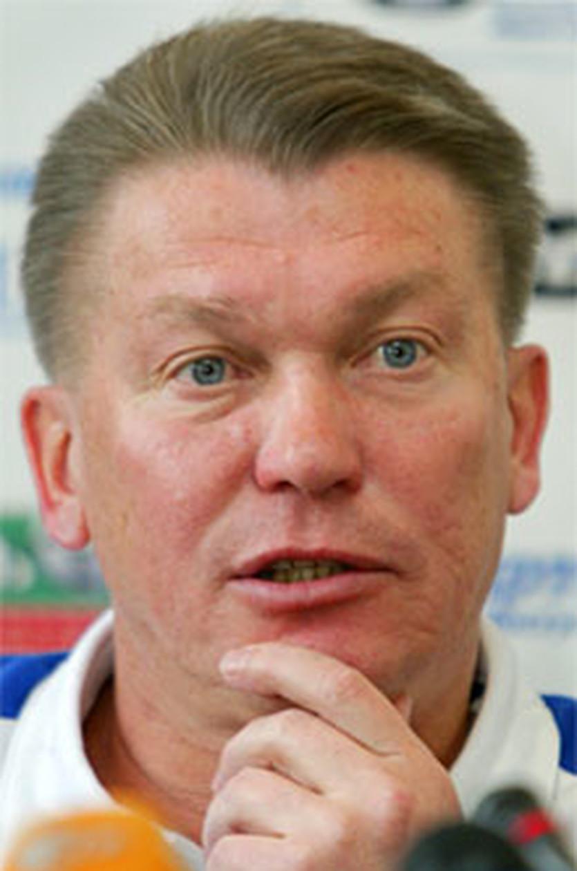 Олег Блохин, фото ФФУ