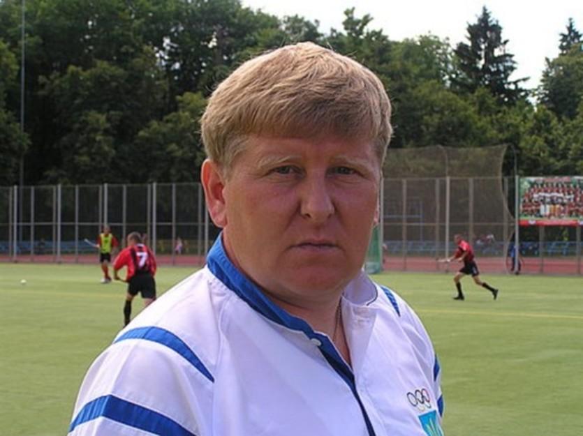 Наставник нашей сборной Павел Мазур, 20minut.ua