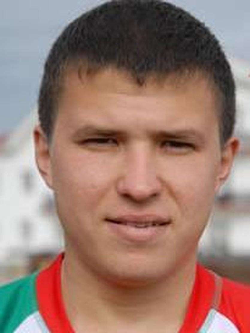 Сергей Кучеренко, фото ФК Крымтеплица