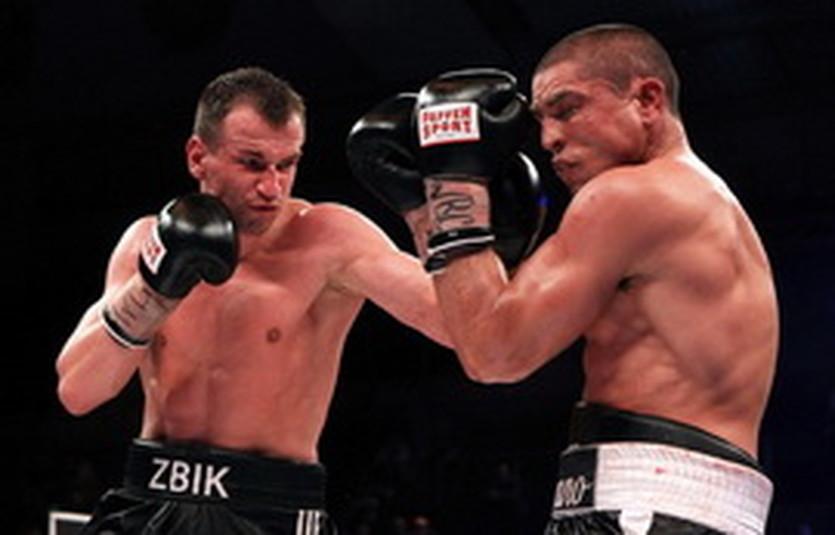 Себастьян Збик (слева), AP
