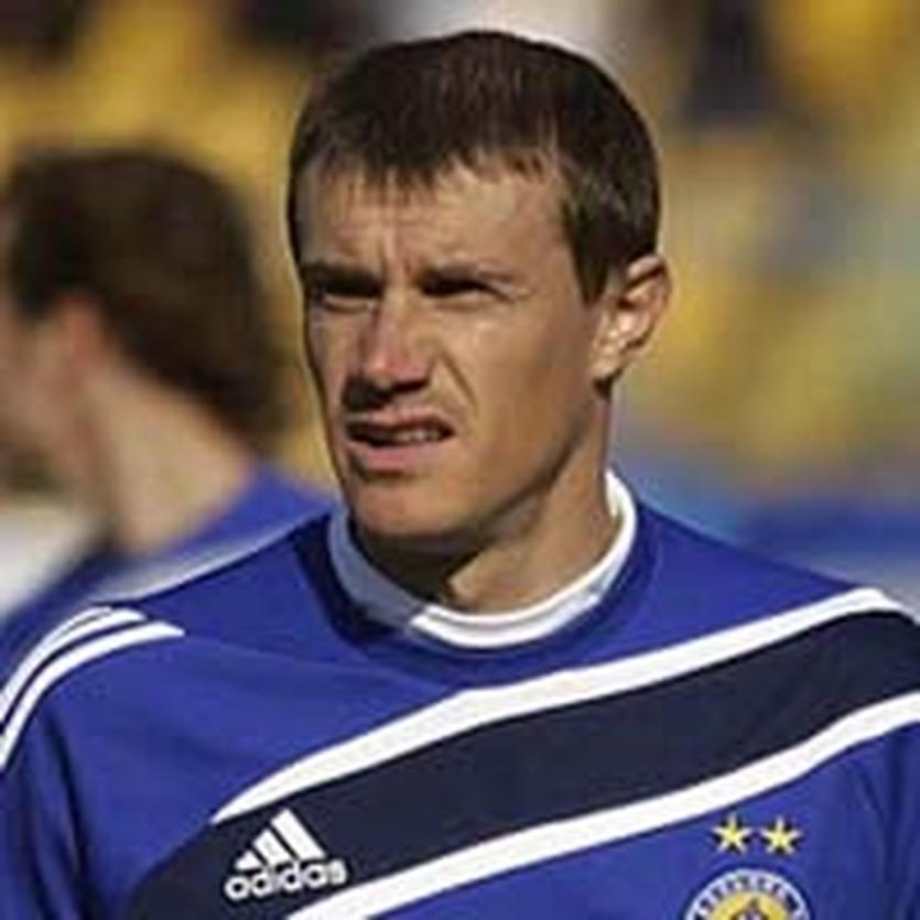 Андрей Несмачный, фото ФК Динамо К