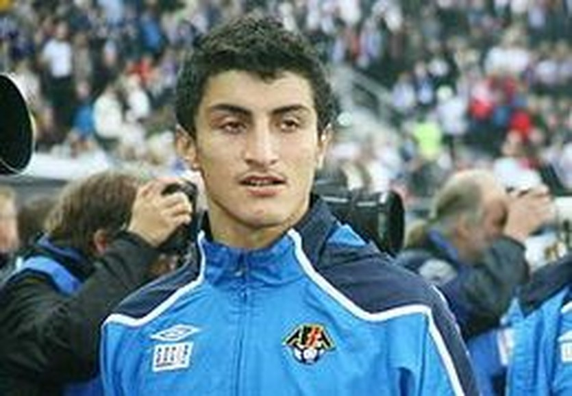 Араз Абдуллаев, azerifootball.com