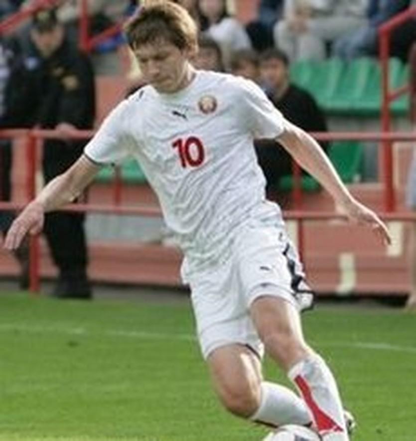 Андрей Воронков, фото football.by