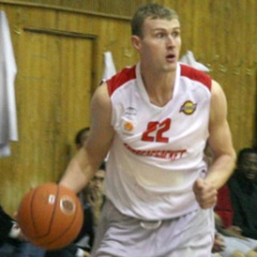 Илья Коротков, фото БК Кривбассбаскет