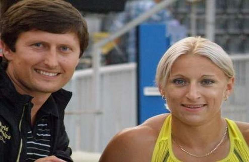 Игорь Лищинский и Юлия Кревсун, runners.ru