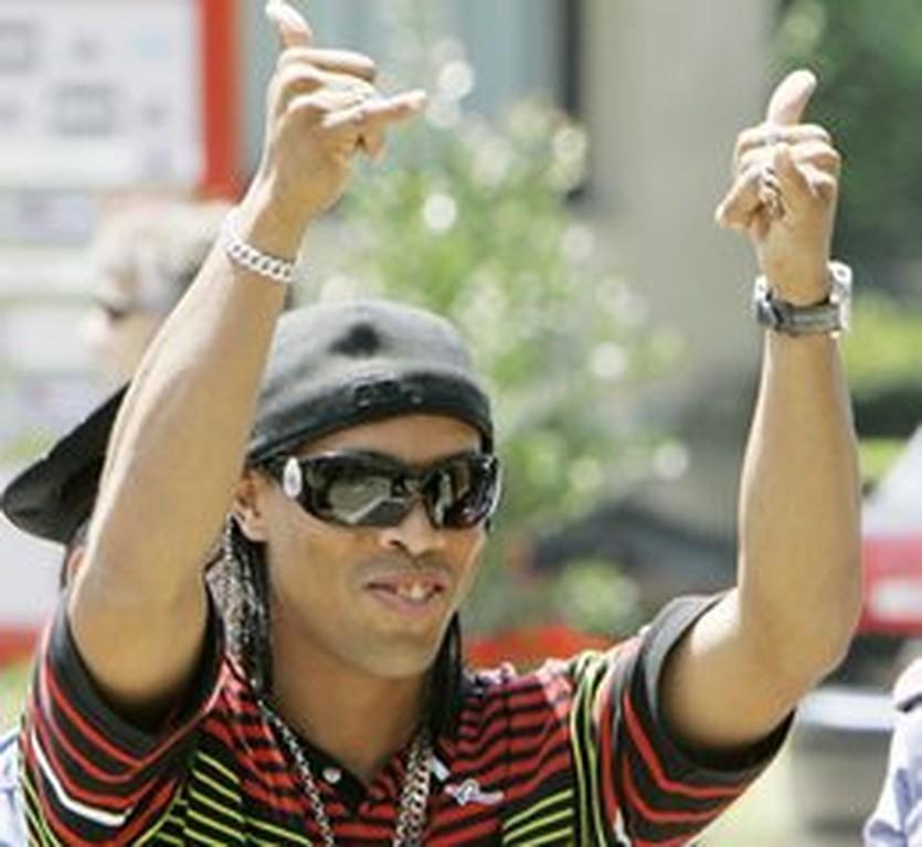 Роналдиньо, фото АР