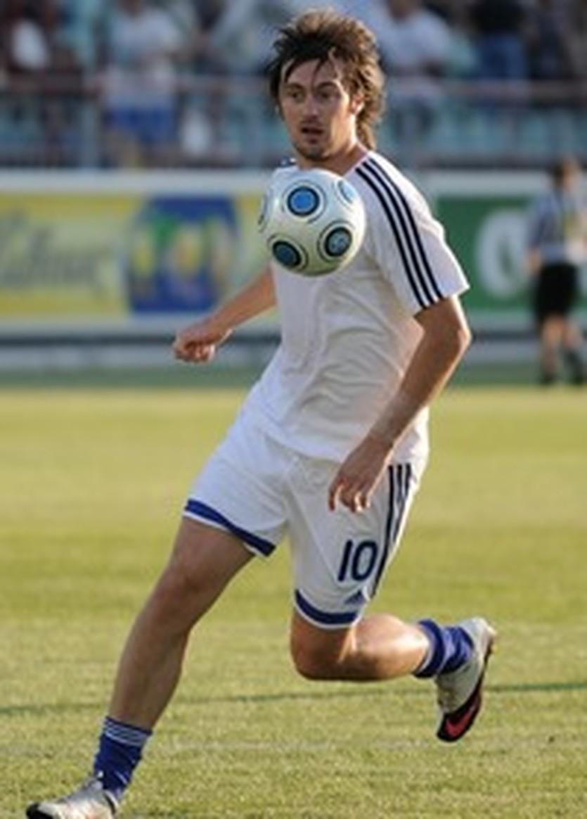 Артем Милевский, фото И.Хохлова, football.ua