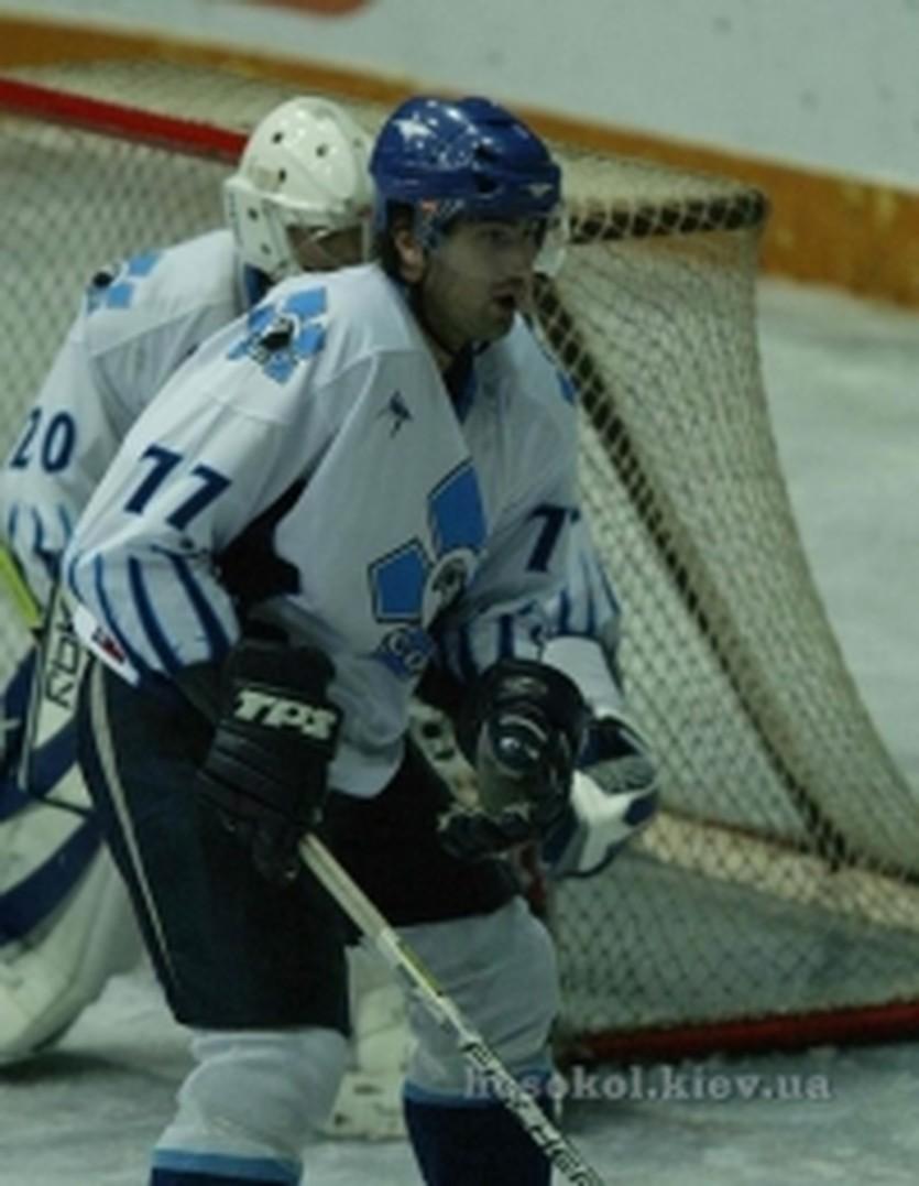 Константин Рябенко, фото hcsokol.kiev.ua