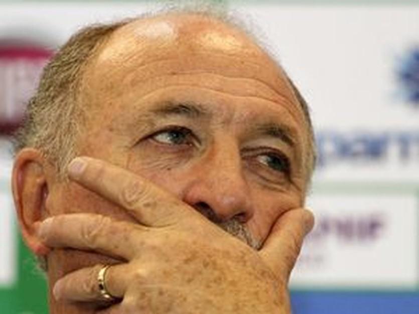 Луис Фелипе Сколари, Reuters