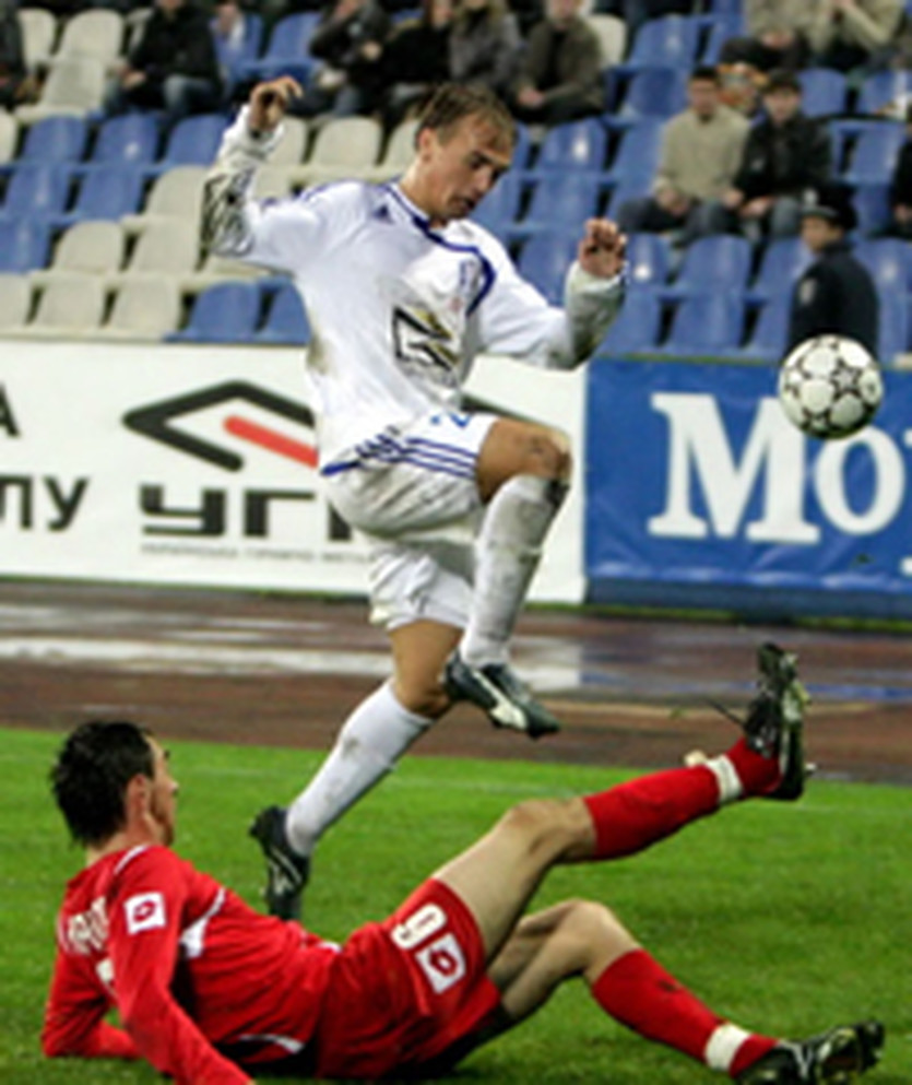 Денис Голайдо, фото ФК Таврия