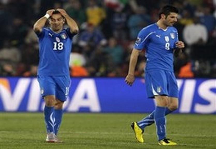 Винченцо Яквинта (справа), AP