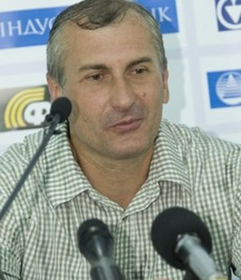 Олег Лутков, фото ФК Металлург