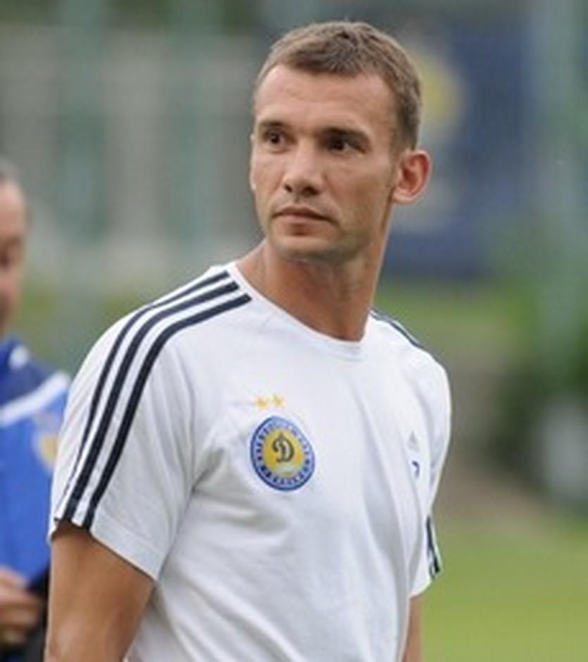 Андрей Шевченко, фото И.Хохлова, football.ua